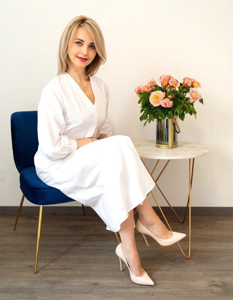 Oksana Vlaga Inhaberin LaBelle Esthetic Center